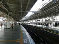 二子玉川駅ホーム(「Wikipedia」より)