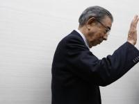 引退表明したセブン&アイHD鈴木敏文会長(「ロイター/アフロ」より)