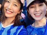 ※画像は小澤陽子アナウンサーのインスタグラムアカウント『@yoko.ozawa729』より
