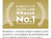 ホンダN-BOXの躍進が止まらない!2020年上半期第1位