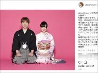 南明奈のインスタグラム(@akinaminami)より