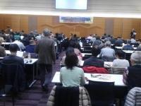 「共謀罪反対百人委員会」の結成記念集会
