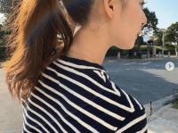 ※画像は新木優子のインスタグラムアカウント『@yuuuuukko_』より