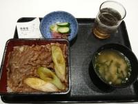 吉野家 羽田空港国際線旅客ターミナル店の牛重