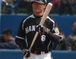 今季の阪神で4番を打つのは、ゴメスではなく福留孝介(写真は昨季のもの)