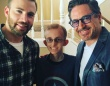 【感動実話】アベンジャーズは本物のヒーローだった!がん患者の少年を訪問