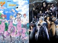 左:『あまんちゅ!』、右『『Thunderbolt Fantasy 東離劍遊紀』、各公式サイトより。