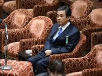 柳瀬唯夫元首相秘書官(写真:AFP/アフロ)