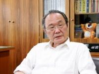 在日本大韓民国民団中央本部副団長の林三鎬氏