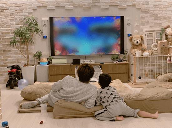 チャンネル 2 辻 希美