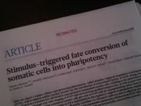 『Nature』誌が撤回したSTAP細胞の論文
