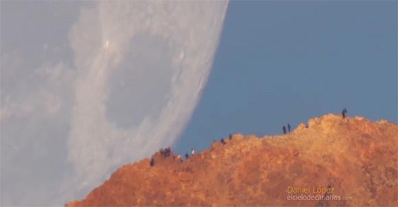 コラかと思ったらマジだった!月がぐんぐん地球に迫ってくる戦慄の動画(NASA)