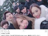 北川都喜子 公式インスタグラム(@tokico_k_official)より