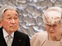 天皇陛下御在位三十年記念式典(写真:代表撮影/ロイター/アフロ)