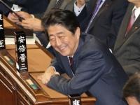 安倍晋三首相(写真:日刊現代/アフロ)