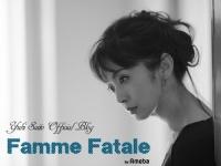 斉藤由貴オフィシャルブログ「Famme Fatale」より