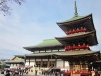 海老蔵が成田山新勝寺を奉祝参拝した