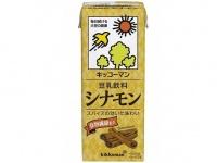 キッコーマン飲料 豆乳飲料 シナモン(「Amazon HP」より)