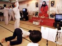オウム真理教教団施設内の様子:Hironori Miyata/Camera Press/アフロ
