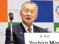 東京オリンピック・パラリンピック競技大会組織委員会会長の森喜朗氏(写真:つのだよしお/アフロ)