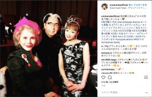 神田うの instagram