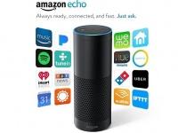 Amazon「Amazon Echo」(「Amazon HP」より)