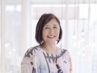 『私を幸せにする起業』の著者・芳子ビューエルさん