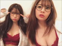 ※イメージ画像:希帆Instagramより(左・重盛さと美、右・希帆)