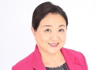 『働き方改革で 伸びる女性 つぶれる女性』著者の東谷由香さん
