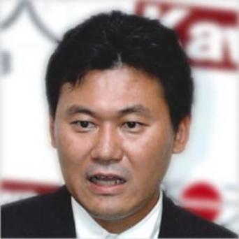 三木谷浩史会長兼社長