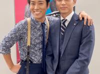 ※画像はドラマ『ケイジとケンジ 所轄と地検の24時』(テレビ朝日系)の公式ツイッターより