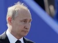 プーチン大統領(写真:AP/アフロ)