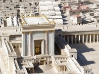 第二神殿時代のエルサレム 画像は「Wikipedia」より