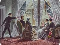 リンカーン暗殺 画像は「Wikipedia」より引用