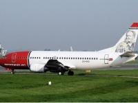ノルウェー・エアシャトル航空のB737型機(「Wikipedia」より)