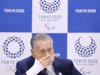 東京オリンピック・パラリンピック競技大会組織委員会会長の森喜朗氏(写真:田村翔/アフロスポーツ)