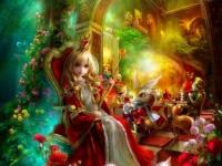 「Queen Alice」(C)SHU