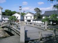 倉敷の町並み 写真はイメージです