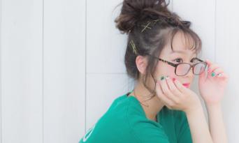 """前髪でお団子も自由自在♪""""◯◯バング""""でつくる夏のお団子ヘアアレンジカタログ"""