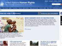 「国連人権高等弁務官事務所公式サイト」より。