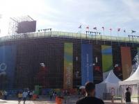 リオ五輪の競技場