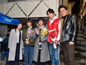 ※画像はドラマ『ケイジとケンジ 所轄と地検の24時』の公式インスタグラムアカウント『@keijitokenji』より