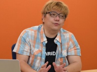 『「好きなことだけやって生きていく」という提案』の著者、角田陽一郎さん