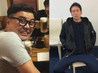 (左)とろサーモン・久保田/(右)スーパーマラドーナ・武智(ともに公式Twitterより)