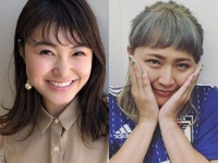 左:村上佳菜子インスタグラム(@murakami_kanako_1107)より 右:丸山桂里奈インスタグラム(@karinamaruyama)より