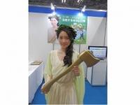 山口県企業誘致プロモーション「希望の女神」に選ばれた熊谷江里子さん