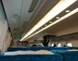 新幹線内で出会った、非常識な人...(画像はイメージ)